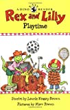 Rex and Lilly Family Time: A Dono Easy Reader