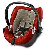 Cybex Platinum Aton Q Plus Infant Car Seat, Autumn Gold