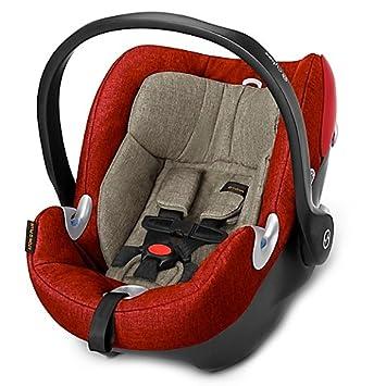 Cybex Platinum Aton Q Plus Infant Car Seat Autumn Gold
