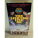 The Legends Live On VHS