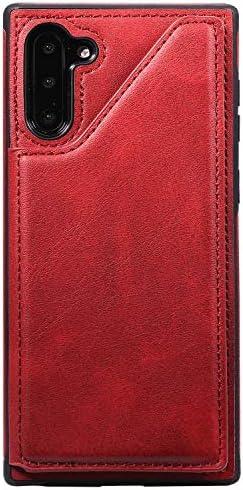 iPhone XR PUレザー ケース, 手帳型 ケース 本革 携帯ケース カバー収納 財布 全面保護 ビジネス 手帳型ケース iPhone アイフォン XR レザーケース