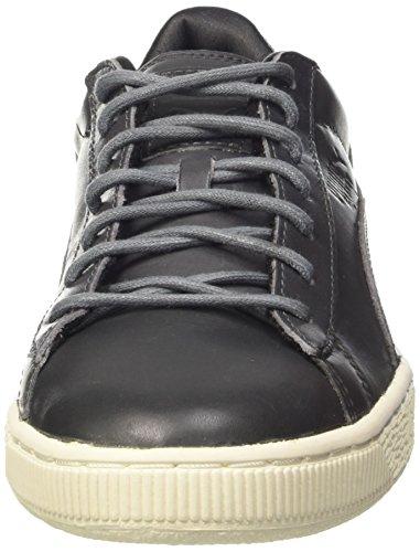 Sneakers Steel Adulto White Puma Whisper Grigio Series Citi Gray Unisex Basket A0wtqwB