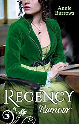 book cover of Regency Rumour