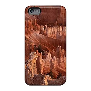 Apple Iphone 6 Qua16588qMGj Support Personal Customs Realistic Breathtaking Bryce Canyon Utah Skin Scratch Protection Hard Phone Case -IanJoeyPatricia