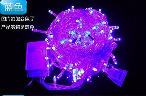 Illuminazione Esterna Natale : Led string fata luci ambiente stellato illuminazione esterna per