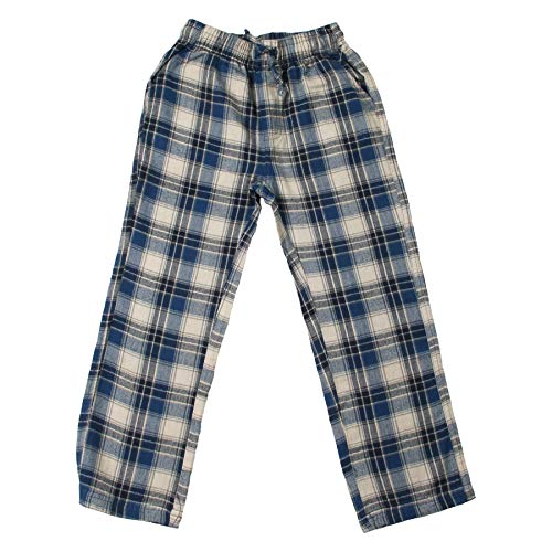 And Boys Pants Wes Willy (Wes and Willy Plaid Pant-Royal)
