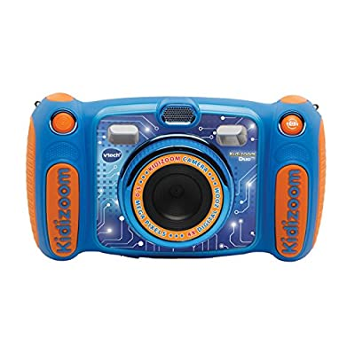 VTech 507103 Kidizoom Duo 5.0 Playset, Blue: Toys & Games