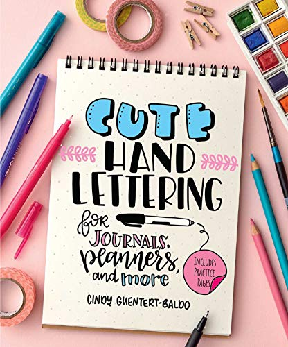 Cute Hand Lettering -