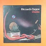 RICCARDO ZAPPA Chatka DVAE 021 LP Vinyl VG++ Cover VG++ Sleeve