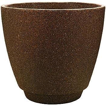 Pennington Decor 100511984 New England Pottery Metal Pot Planter 18