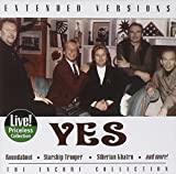 Extended Versions By Yes (2013-02-18)