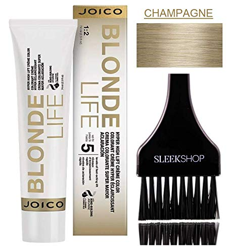 Joico Blonde Life HYPER HIGH LIFT Collection Creme Color (STYLIST KIT) (CHAMPAGNE) Cream Haircolor