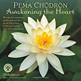 Pema Chodron 2018 Wall Calendar: Awakening the Heart — A Year of Inspirational Quotes