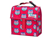 PackIt Freezable Mini Lunch Bag, Owls