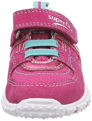 chaussures pas Kombi Sport4 premiers Pink Mini Pink bébé Superfit IxzOE1wqq