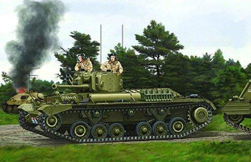 Amazon Com Bronco Models Infantry Tank Mk Iii Valentine Mk Xi Op