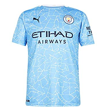 PUMA-Manchester-City-Temporada-202021-Home-Shirt-Replica-SS-with-Sponsor-Camiseta-Primera-Equipacion-Unisex-Adulto