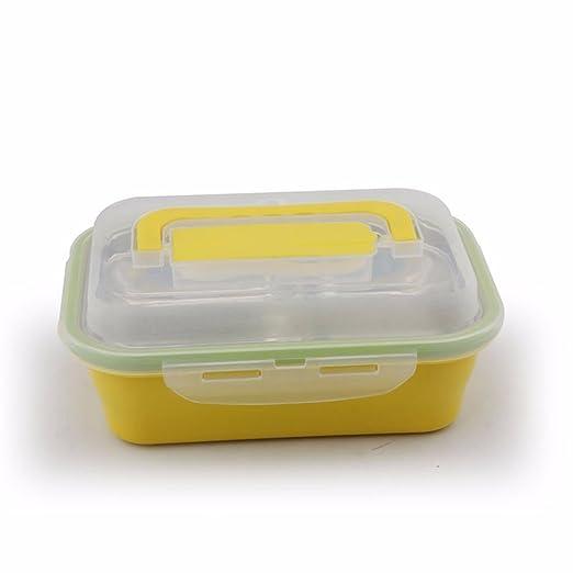 Aislamiento lunch box doble cubierta de horno microondas ...