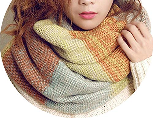 autumn and winter women wool sleeve scarf Korean long collar -