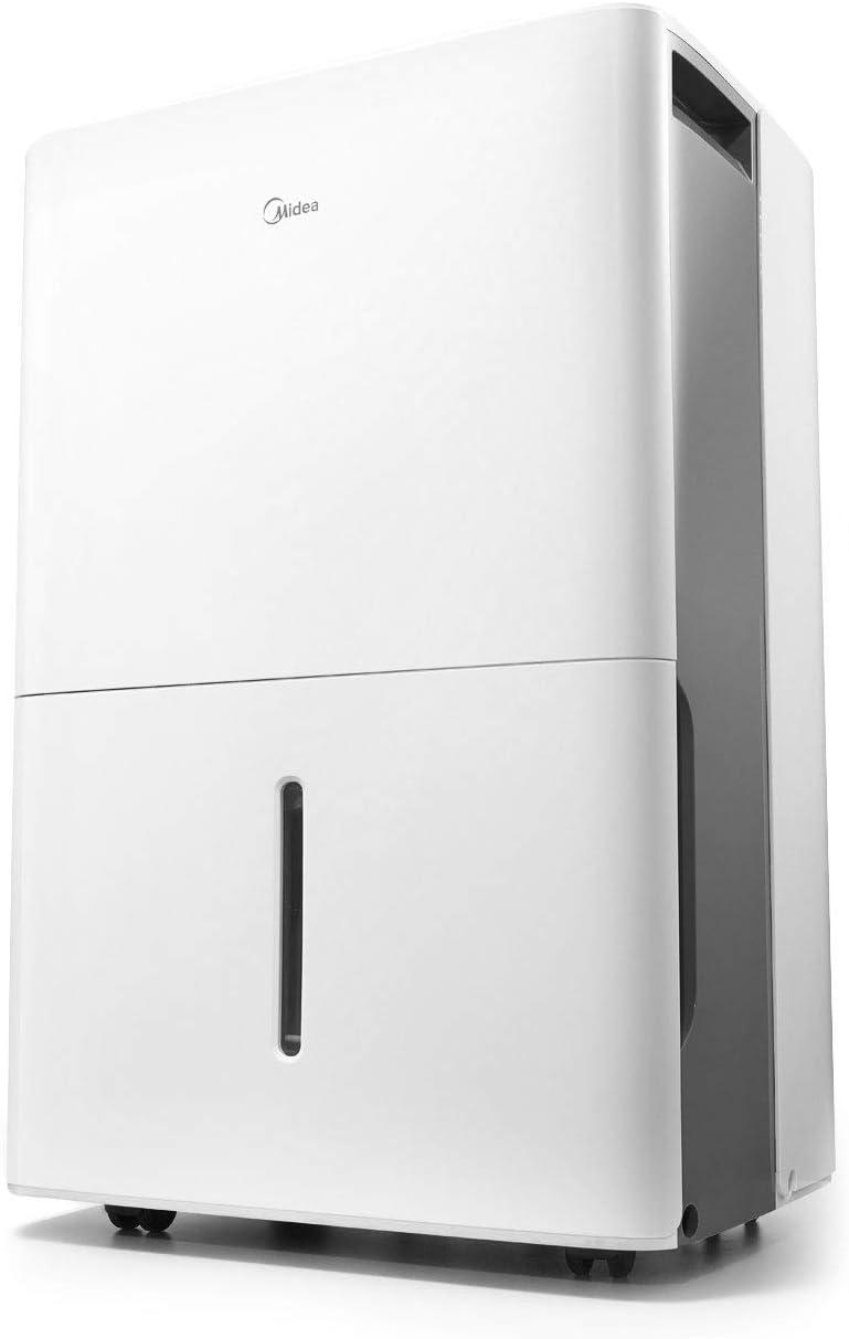 MIDEA MAD35C1ZWS Dehumidifier Review