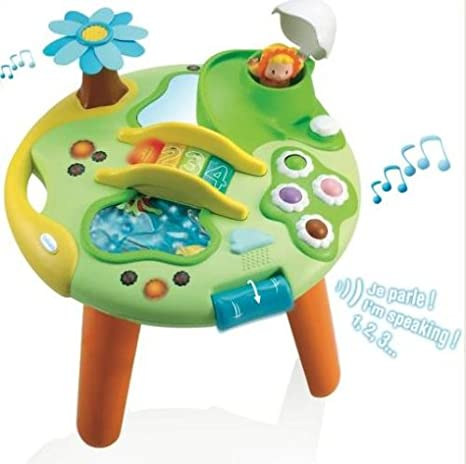 Smoby - Mesa de aprendizaje: Amazon.es: Bebé