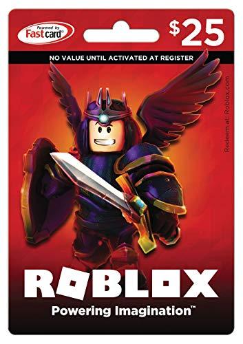 ROBLOX $25 GAME CARD (Roblox Gift Card)