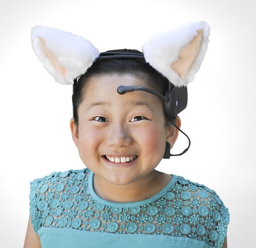 Necomimi Brainwave Cat Ears Novelty, One Color (Discontinued by manufacturer) by Necomimi (Image #2)
