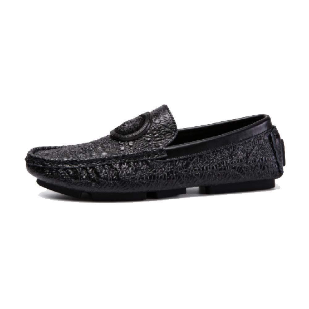 AEYMF Erbsenschuhe Der Herbstmänner Koreanische Koreanische Koreanische Faule Beiläufige Treibende Schuhe B07MKYF9VJ  ae1626
