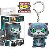 Funko - Porte Clé Disney - Cheshire Cat Pocket Pop 4cm - 0849803075934