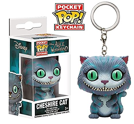 Pocket POP! Keychain Cheshire Cat Hot Topic Exclusive