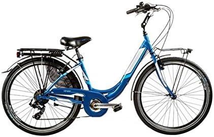 Ciclos Puzone – Bicicleta 26 Modelo Venere aluminio 7 V Lusso ...