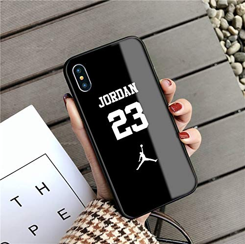 0862ebcbababd5 Amazon.com  LENALE - Air 23 Flyman Jordan Case for iPhone X Xs Max ...