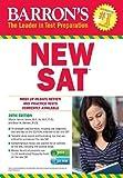 Barron's NEW SAT with CD-ROM, 28th Edition (Barron's Sat (Book & CD-Rom))