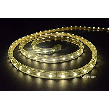 CBConcept UL Listed, 40 Feet, 4300 Lumen, 3000K Warm White, Dimmable,
