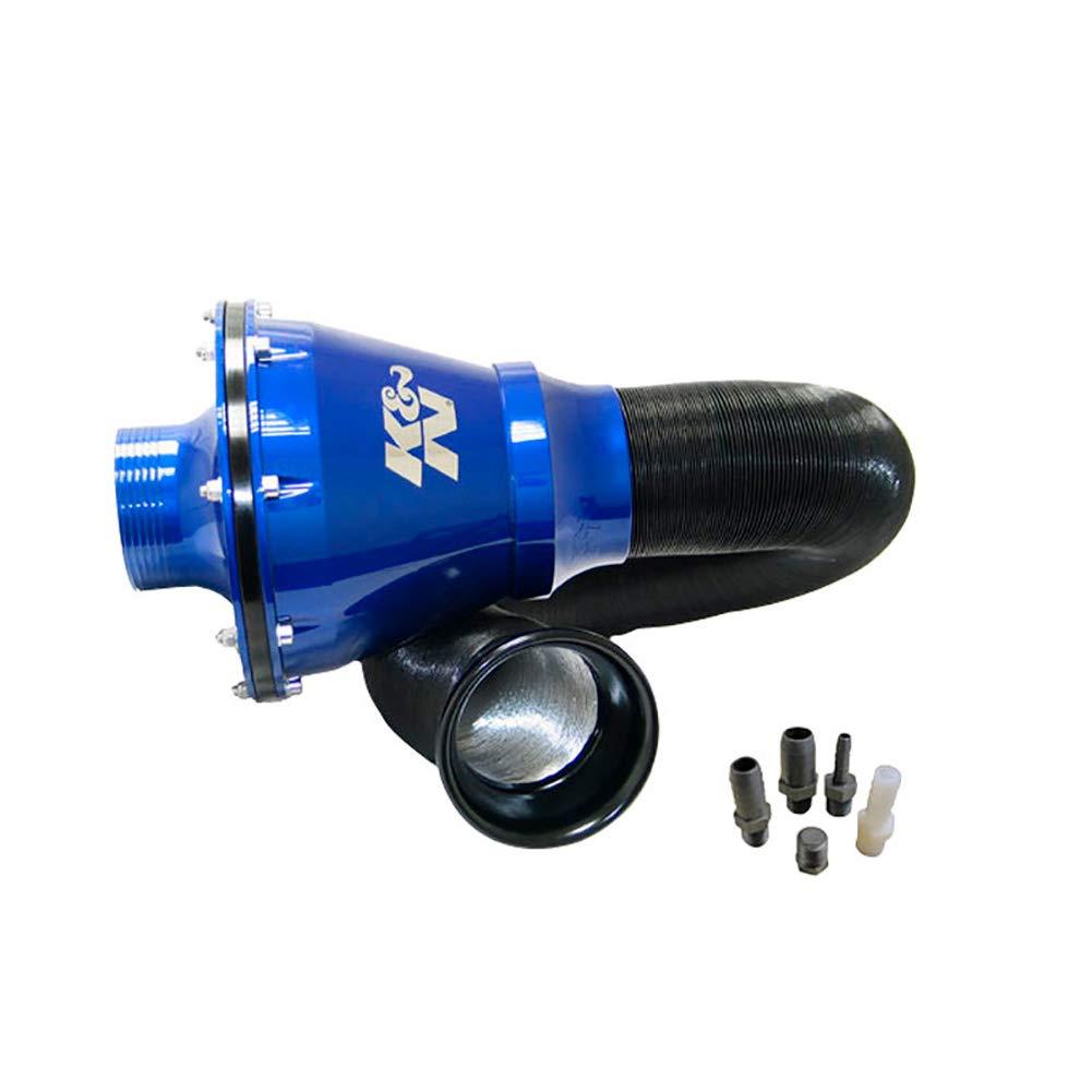 K&N RC-5052AR Universal Cold Air Intake System