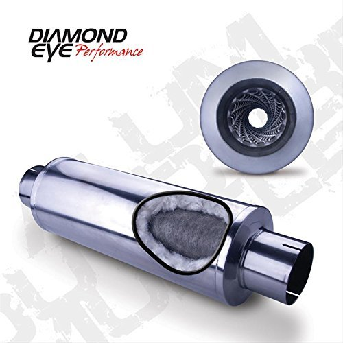 Diamond Eye 460033 Muffler -