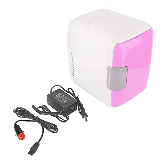 Cafopgrill 4L Mini hogar Coche Sola Puerta refrigerador portátil ...