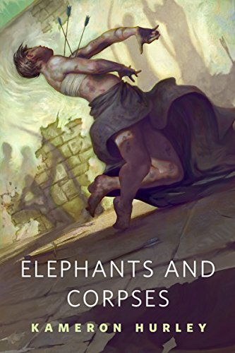 Image result for Kameron Hurley: Elephants and Corpses.