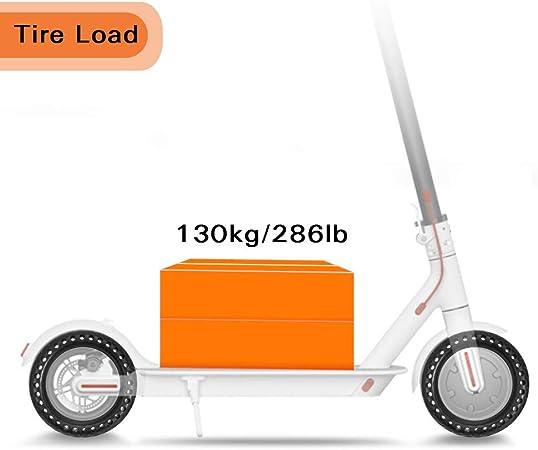 Amazon.com: OTBBA Neumático sólido para Xiaomi Mi Scooter ...