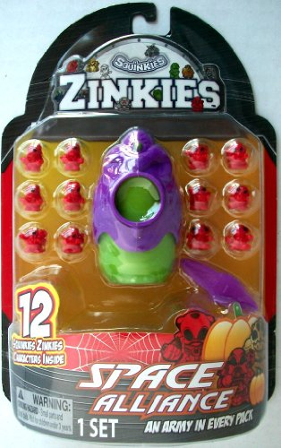 Squinkies Zinkies Space Alliance Piece product image