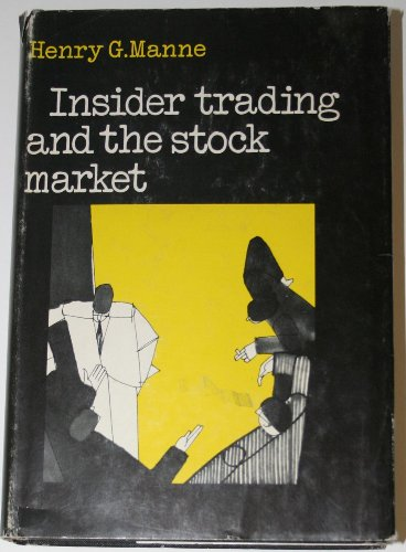 Insider Trading And The Stock Market