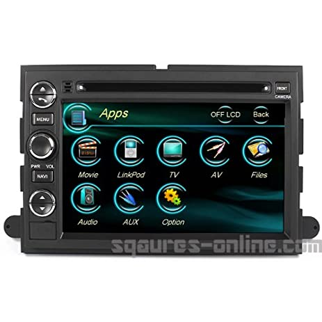 51EUBkz4kTL._SY463_ 2004 excursion dvd player wiring diagram front suspension 2004 2006 ford freestyle dvd player wiring diagram at readyjetset.co