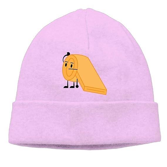 Go Ahead boy Unisex Whistle Face Classic Fashion Daily Beanie Hat Skull Cap