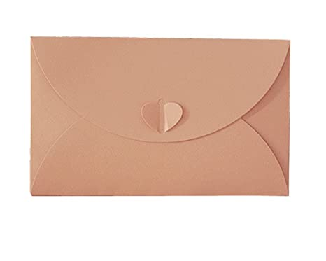 JUNGEN® 10PCS Sobres de Colores para Carta De Invitación ...