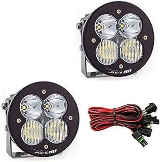 product image for Baja Designs XL-R80 Pair ATV LED Light Driving Combo Pattern