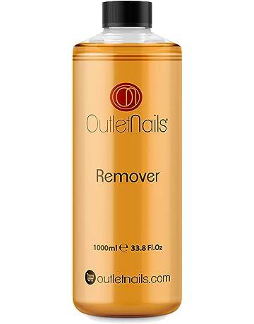 Novedad - Nail Remover 1000ml Mandarina para Esmaltes Permanentes/Olor a Mandarina Increíble/Ideal