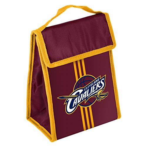 Forever Collectibles NBA Cleveland Cavaliers Unisex Team Klettverschluss Lunchtasche, One size