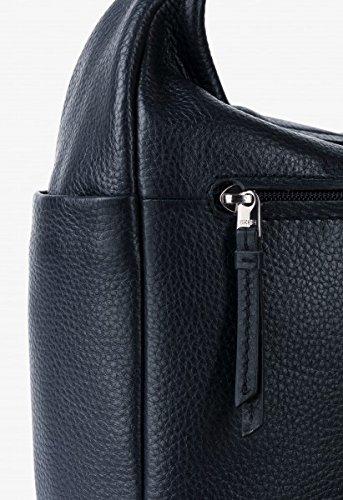BREE - Bolso mochila  para mujer Beige arena 9 cm x 28 cm x 32 cm (B x H x T) azul