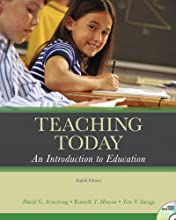 Teaching Today: An Introduction to Education (8th Edition) (Paperback)
