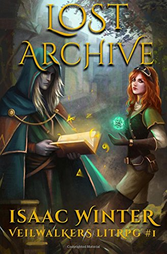 Lost Archive LitRPG Adventure Veilwalkers product image